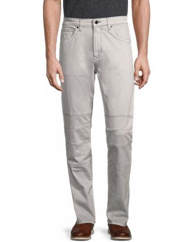 Klasyczne jeansy bawełniane Karl Lagerfeld Paris