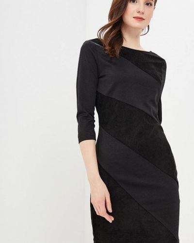 Черное платье футляр Incity