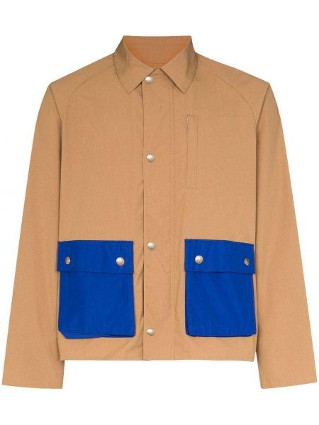 Классическая куртка с рукавом реглан с карманами с воротником Sophnet.