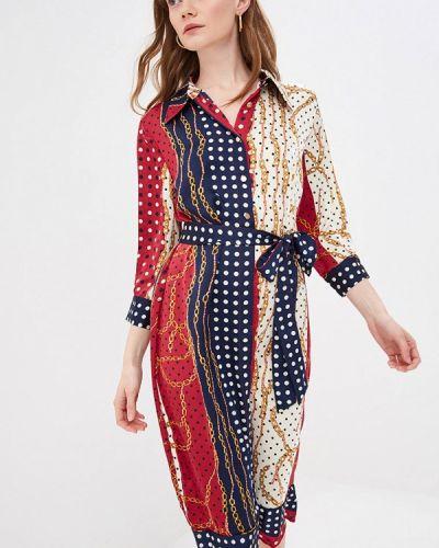 Платье платье-рубашка весеннее By Swan