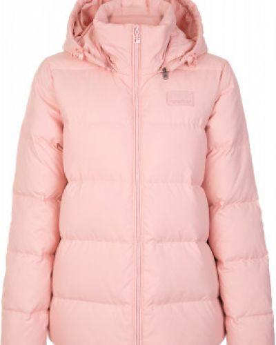 Куртка с капюшоном спортивная осенняя Fila