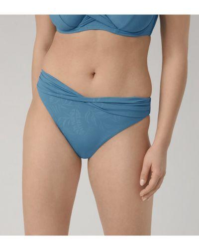 Niebieski bikini Triumph