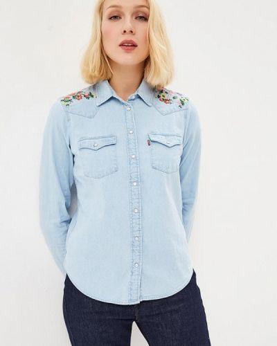 Джинсовая рубашка голубой Levi's®