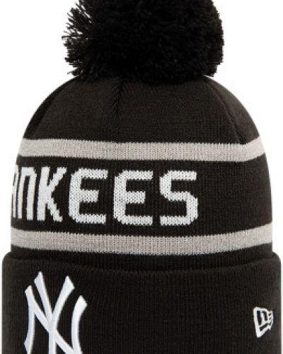 Спортивная шапка - черная New Era