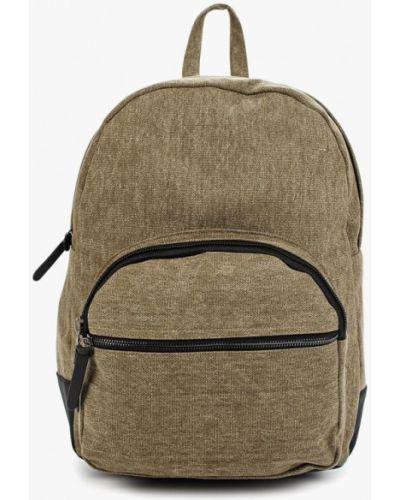Бежевый рюкзак Piazza Italia