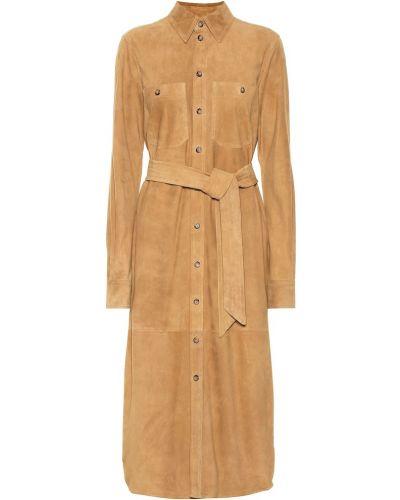 Платье миди классическое платье-майка Polo Ralph Lauren