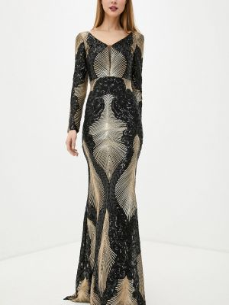 Вечернее платье Soky & Soka