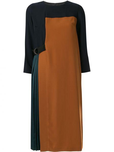 Плиссированное платье Frei Ea