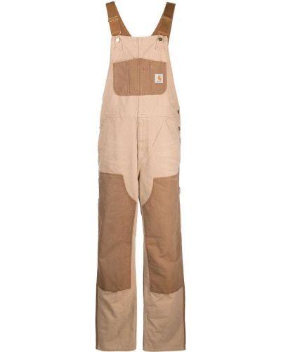 Kombinezon bawełniany - brązowy Carhartt Wip