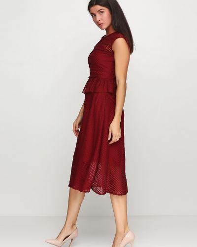 Платье - красное Gestuz