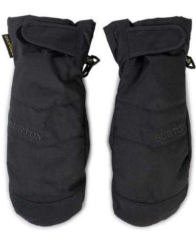 Rękawiczki narciarskie - czarne Burton