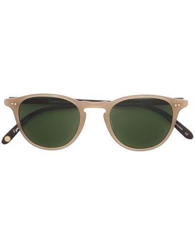 Бежевые солнцезащитные очки Garrett Leight