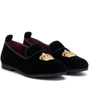 Лоферы для обуви плоский Dolce & Gabbana Kids