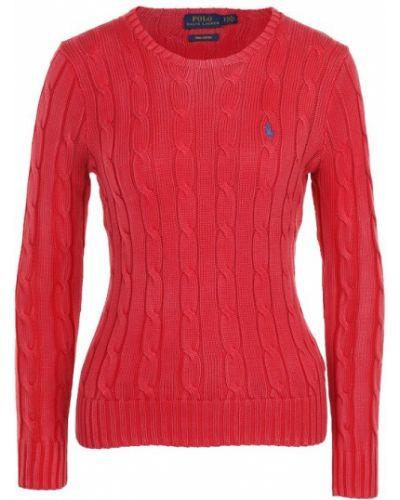 Свитер красный Polo Ralph Lauren