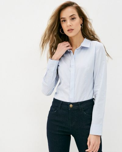 Рубашка - голубая Calista