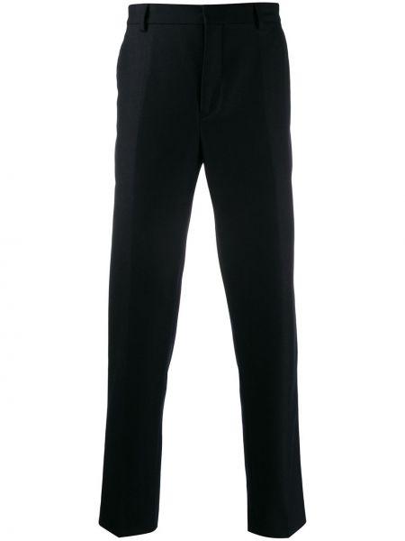 Прямые брюки с карманами новогодние Harmony Paris