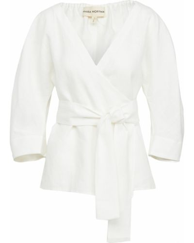 Koszulka - biała Mara Hoffman