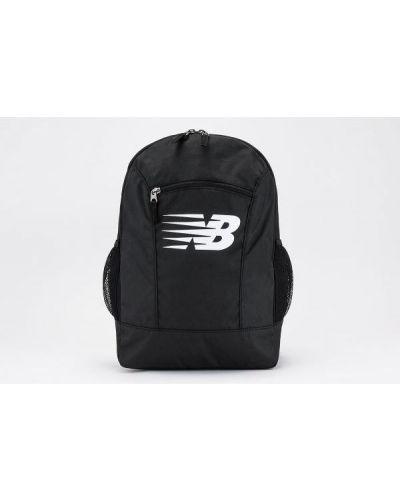 Czarny plecak szkolny New Balance