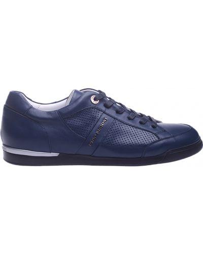 Синие кроссовки Dino Bigioni