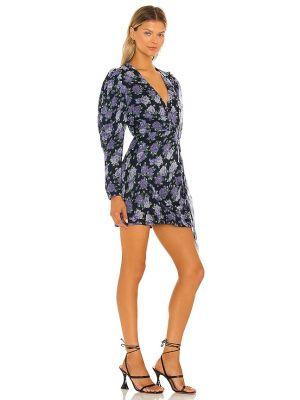 Niebieska sukienka Saylor