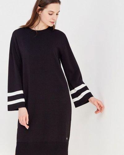 Черное платье прямое G-star