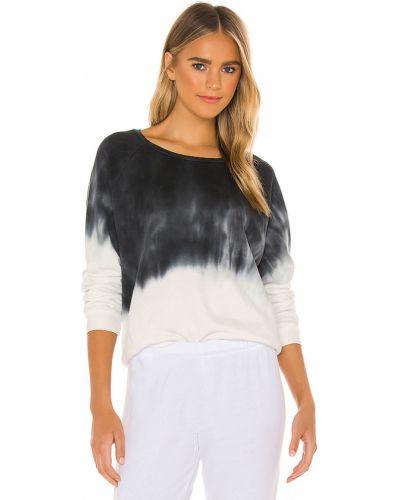 Bawełna bawełna czarny pulower zabytkowe Michael Lauren