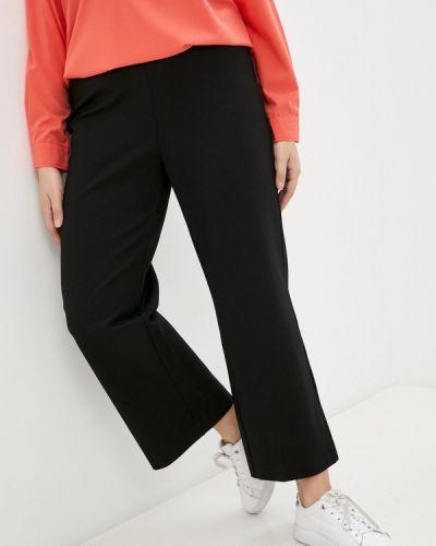Прямые брюки - черные Modress