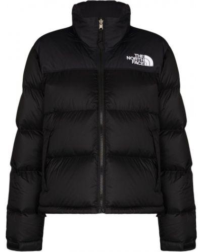 Черная спортивная куртка The North Face