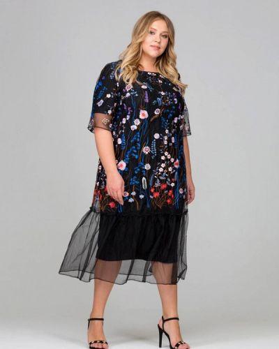 Вечернее платье - черное Intikoma