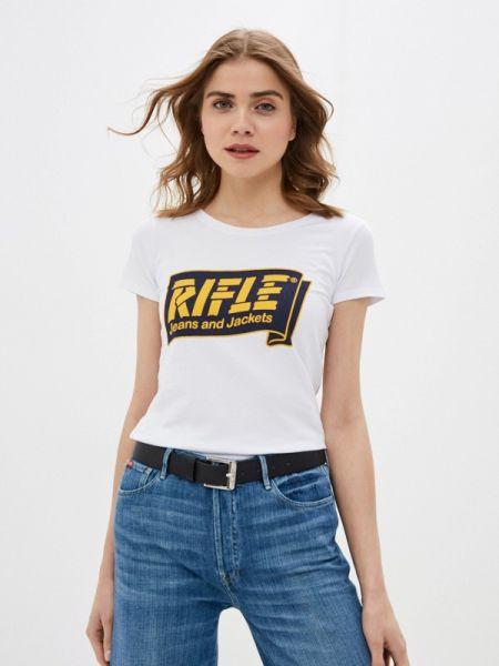 Футболка - белая Rifle