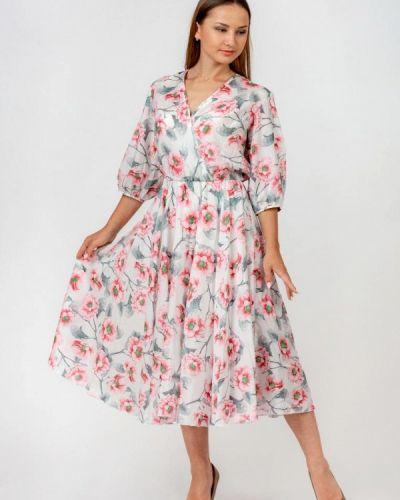 Повседневное платье осеннее Dressinjoy By Lipashova & Malko