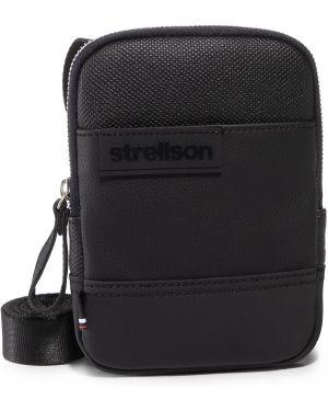 Czarna torebka Strellson