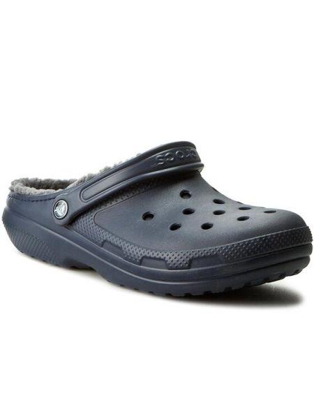 Chodaki - granatowe Crocs