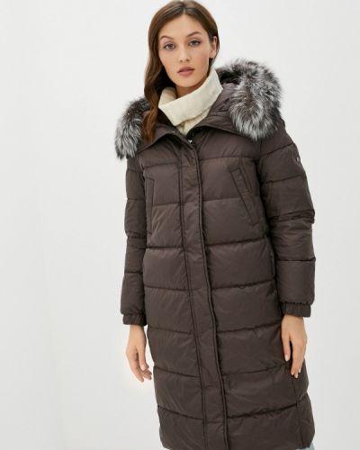 Коричневая зимняя куртка Conso Wear