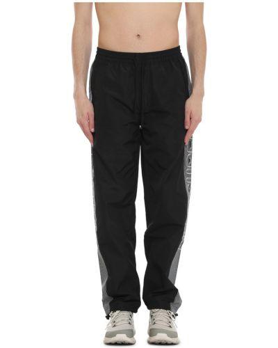 Czarne spodnie Pleasures
