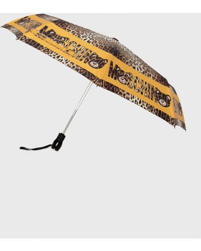 Parasol żółty Moschino
