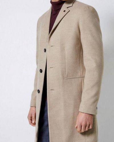 Пальто - бежевое Burton Menswear London