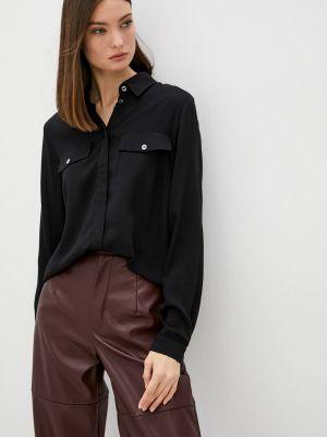 Блузка - черная Sa.l.ko