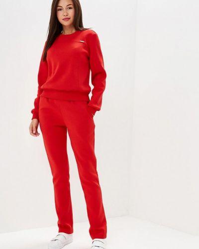 Спортивный костюм красный Gorchica