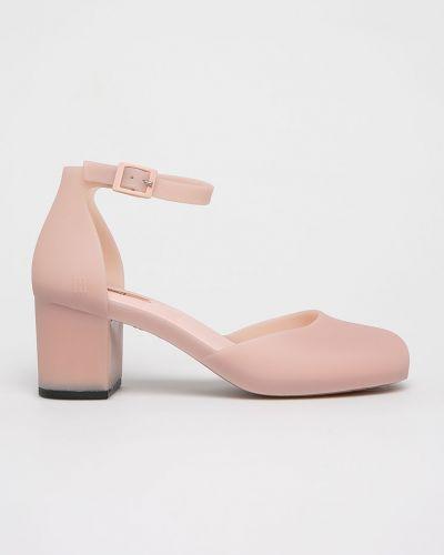 Туфли на каблуке розовый ароматизированный Melissa