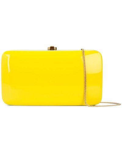 Желтая сумка Rocio