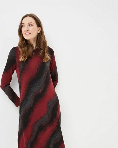 Платье бордовый вязаное Classik-t