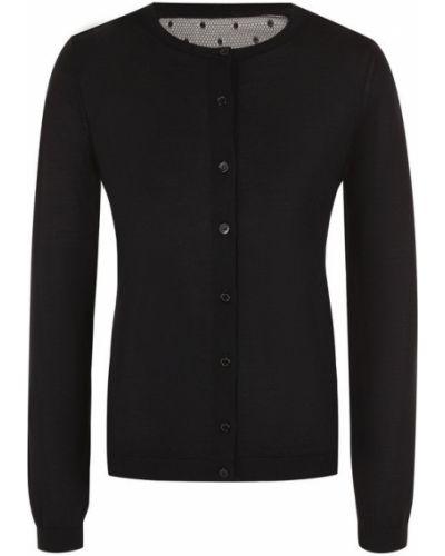 Черный свитер Redvalentino