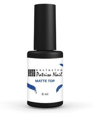 Топовое покрытие для ногтей Patrisa Nail
