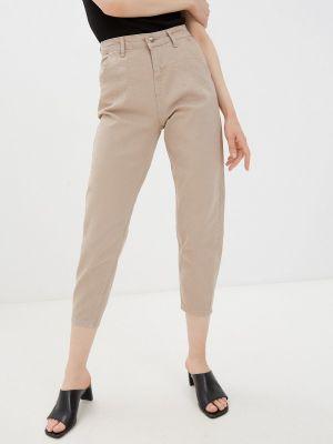 Бежевые брюки Dali