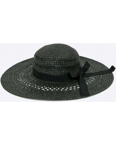 Черная шапка Pieces