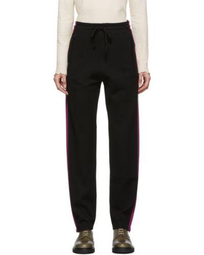 Спортивные брюки розовый стрейч Isabel Marant Etoile