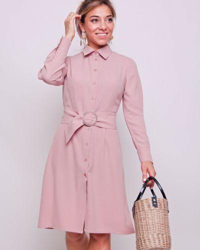 Повседневное платье - бежевое Grandua