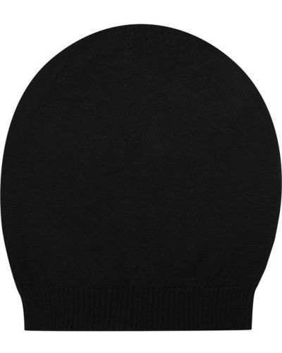 Вязаная шапка бини Rick Owens