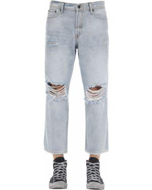 Niebieskie jeansy The People Vs